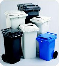 shredding bins